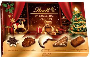Lindt Weihnachts-Tradition Pralinés (264g)