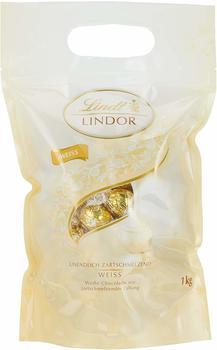 Lindt Lindor Kugeln weiß (1kg)