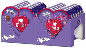 Milka I Love Milka Herz Haselnusscrème (12x44g)
