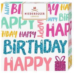 Niederegger Selection Happy Birthday (100g)