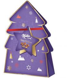 Milka Pralinen Weihnachtspräsent (152g)