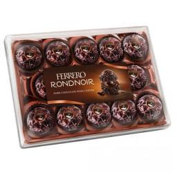 Ferrero Rondnoir - 14 Pralinen, einzeln verpackt (138g)