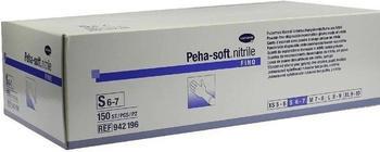 Hartmann Peha Soft Nitril fino puderfrei Gr. S (150 Stk.)