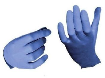 Hartmann Peha Soft Nitril puderfrei blau Gr. XL (100 Stk.)