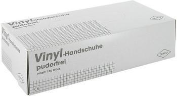 Dr. Ausbüttel Vinylhandschuhe Einmal S Puderfrei (100 Stk.)