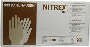 Dahlhausen Nitril-Handschuhe ungepudert Gr. XL (180 Stk.)