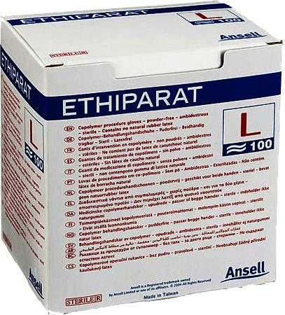 Serimed Ethiparat steril Gr. L / 8 - 9 M3365 (100 Stk.)