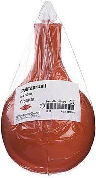 Büttner-Frank Politzerball Gr. 8 m. Olive