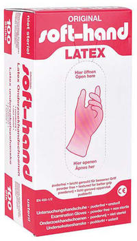 Diaprax Softhand Lat.unt.handsch.puderfr.unst.s (100 Stk.)