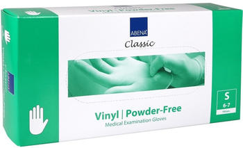 Abena Vinyl-Handschuhe puderfrei Gr. S (100 Stk.)