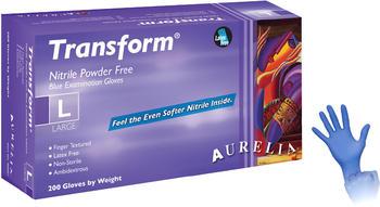 Supermax Healthcare UK Aurelia Nitrile Gloves L