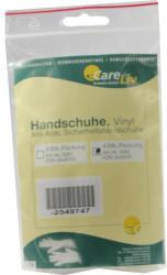 CareLiv Handschuhe Vinyl Anti Aids (4 Stk.)