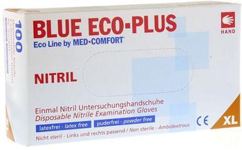 Param Einmal Handschuhe Nitril blau Gr. XL