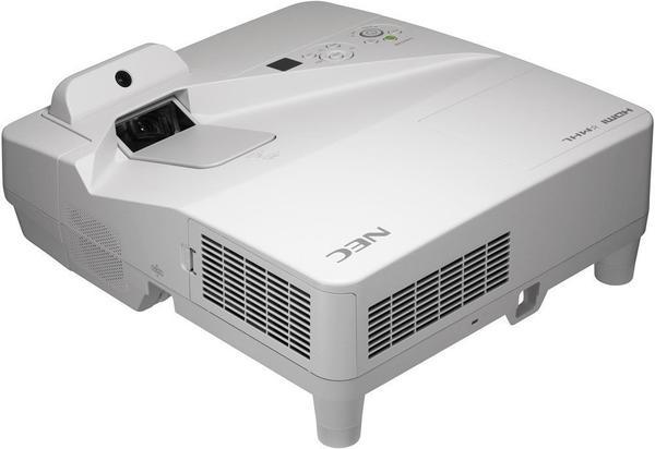 NEC UM352Wi (Multi-Touch) 3LCD + Wandhalterung