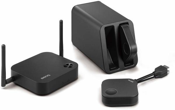 BenQ InstaShow WDC10 - Wireless Video-/Audio-Erweiterung - 802.11ac - bis zu 8 m