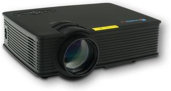 MediaLy GX90 LCD 3D schwarz