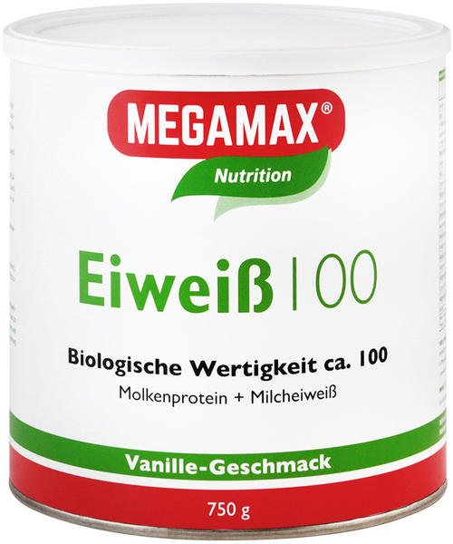 Megamax Eiweiß 100
