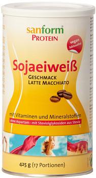 Sanform Protein Latte Macchiato Pulver 425 g