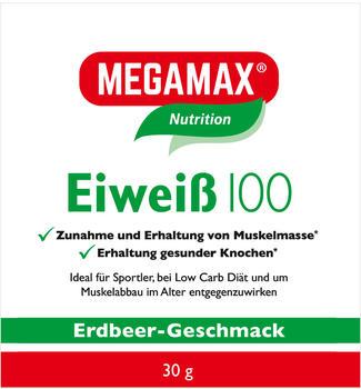 megamax-eiweiss-100-erdbeer-pulver-30-g