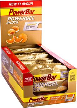 PowerBar Powergel Sport Shots Orange 60g