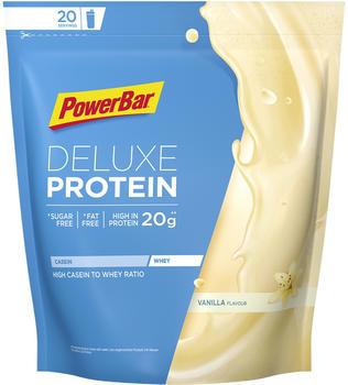 PowerBar Deluxe Protein - 500g - Vanille
