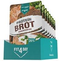 Best Body Fit4Day Protein Brot 8 x 250g Beutel