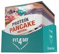 Fit4Day Protein Pancake 15 x 50g Beutel Neutral