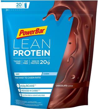 PowerBar Lean Protein Pack Chocolate 500g 2019 Nahrungsergänzung