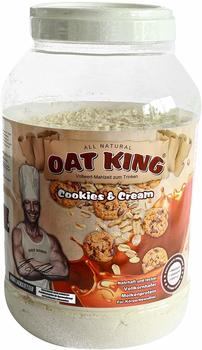 Lsp Oat King Getränkepulver Cookies and Cream, 1er Pack (1 x 1.98 kg)