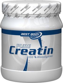 Best Body Nutrition Creatin Monohydrat 500 g Dose