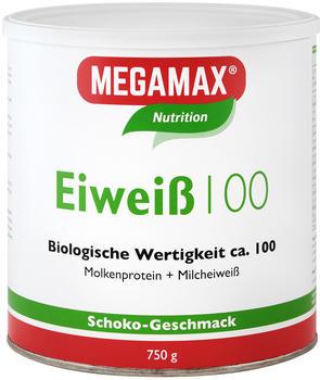 MEGAMAX EIWEISS SCHOKO Megamax Pulver 750 g