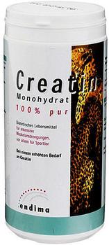 Endima Creatin Monohydrat 100% Pur Pulver 1000g