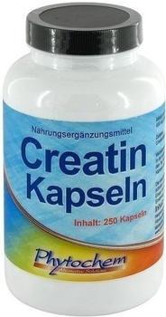 Phytochem Creatin Kapseln 250 Stück