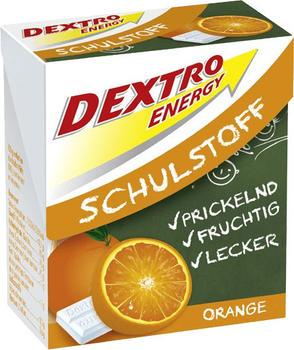 Kyberg Pharma Vertriebs GmbH DEXTRO ENERGY Schulstoff Orange Täfelchen 50 g
