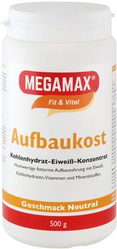 Megamax Aufbaukost neutral 500g (15560029)