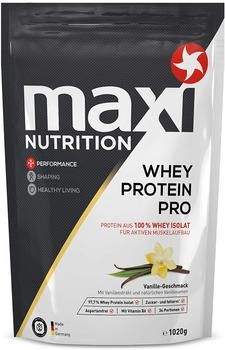 Maxinutrition Whey Protein Pro Vanille 390 g