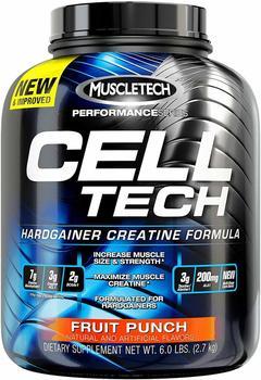 Muscletech Performance Series Cell-Tech - 2700g - Orange