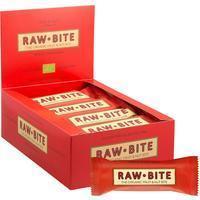 Rawbite Bio Riegel, Apfel-Zimt 12x50 g