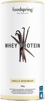 Foodspring Whey Protein Vanille