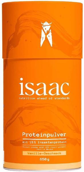 Isaac Proteinpulver mit 15% Insektenprotein