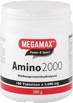 Megamax Amino 2000 Tabletten (150 Stk.)