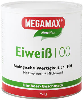 Megamax Eiweiss Himbeer Quark Pulver (750 g)