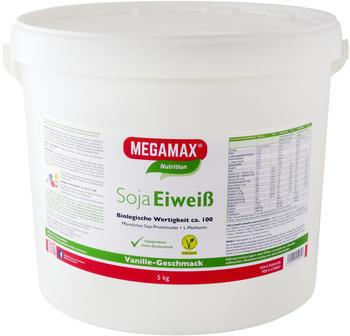 Megamax Eiweiss 100 Vanille Pulver (5000 g)