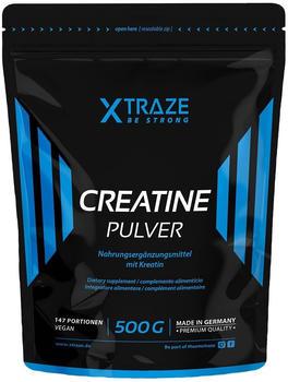 XTRAZE Kreatin Pulver vegan, 500 g (VM10029)