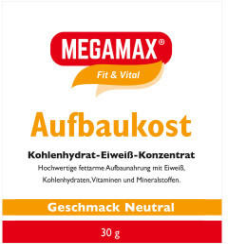 Megamax Aufbaukost neutral 30g (15560035 )