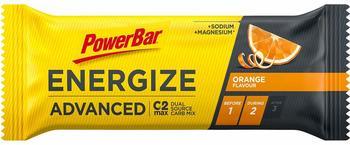 PowerBar Energize Advanced 55 g orange