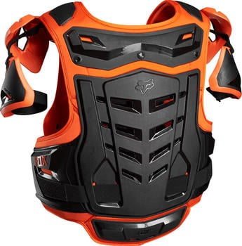 Fox Raptor Vest orange