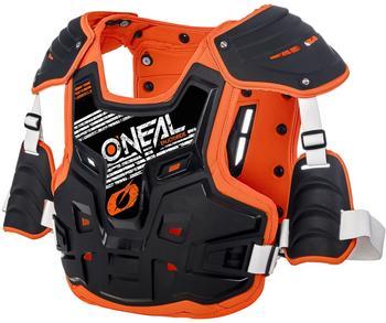 ONeal PXR Stone Shield schwarz/orange