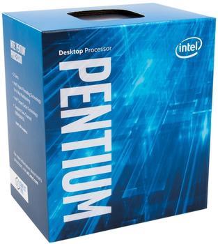 Intel Pentium G4600 Box WOF (Sockel 1151, 14nm, BX80677G4600)
