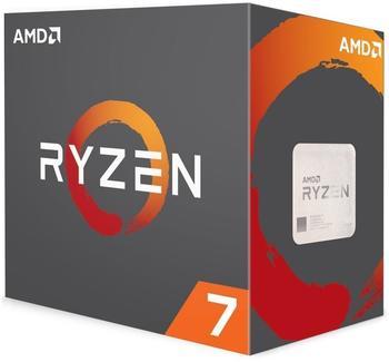 AMD Ryzen 7 1800X 3,6 GHz WOF (YD180XBCAEWOF)